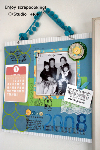 カレンダー2008