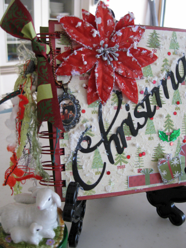 Christmas minibook 2008
